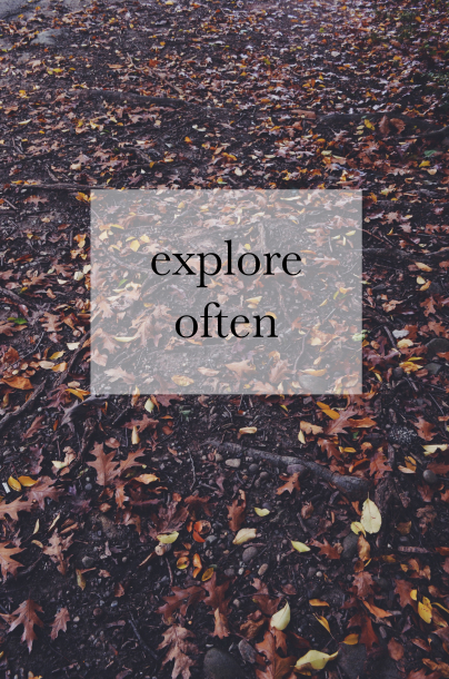 Explore Often