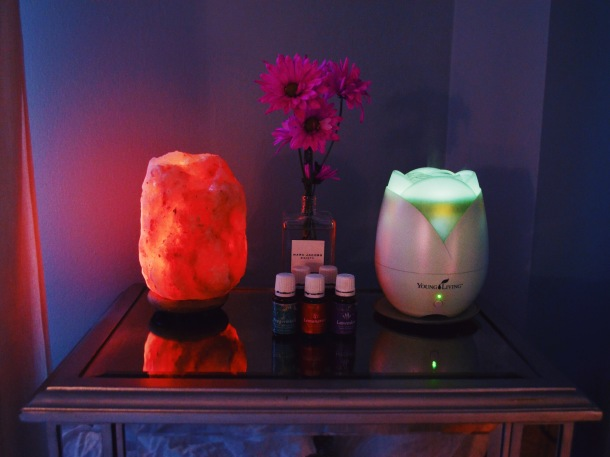 Salt Lamps Spiritual : Lala Lopez 7 Spiritual Home Essentials