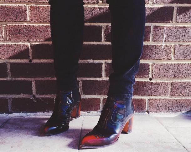 Bad-Ass Boots, Maison Martin Margiela