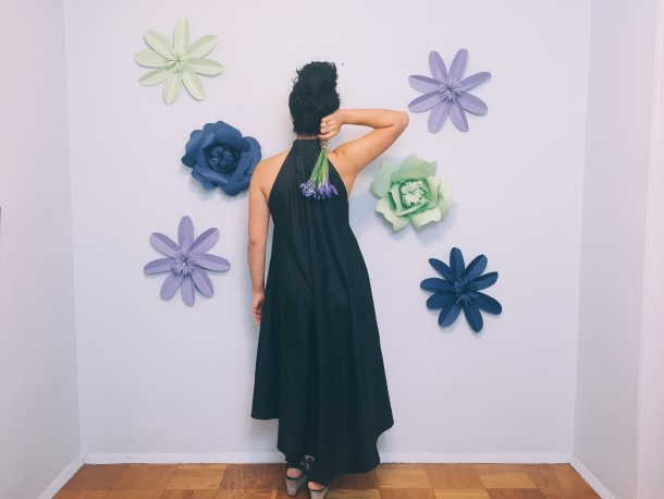 Housing Works Best of Spring, Electric Feathers Dress Giveaway
